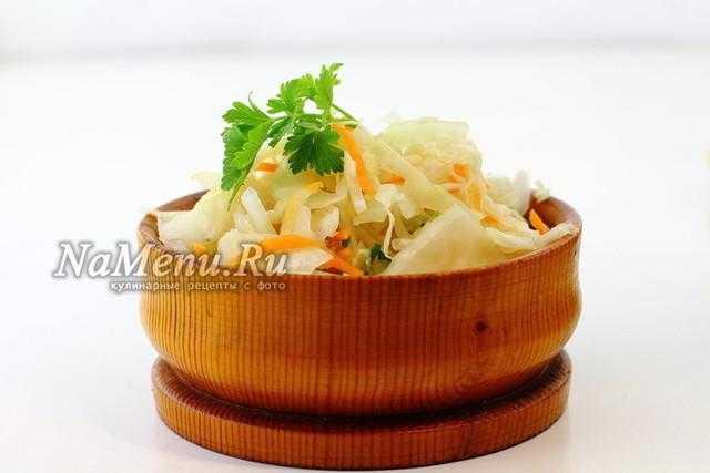 Хрустящая квашеная капуста — 12 классических и вкусных рецептов на зиму