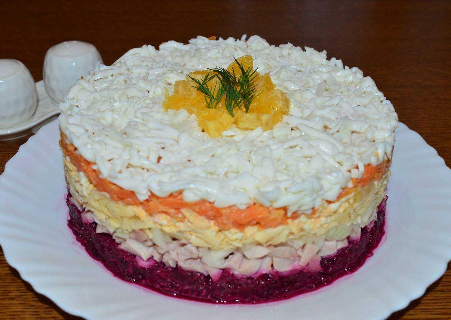 Теплый салат с говядиной – 7 вкусных рецептов