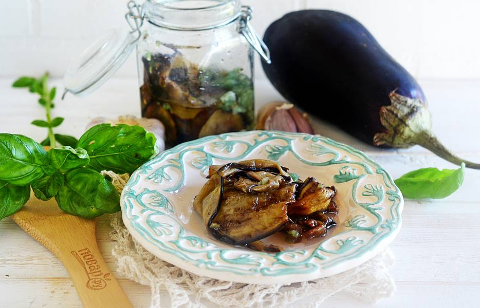 Вкусные маринованные баклажаны 6 простых рецептов на зиму