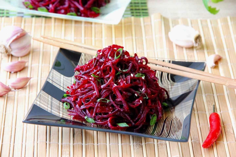 Рецепты салат с говядиной и свеклой