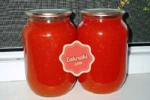 Топ 10 лучших рецептов томатного сок на зиму в домашних условиях