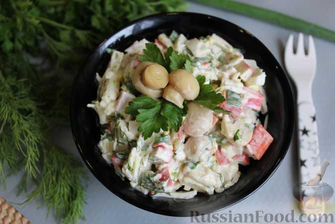 Салат невеста: 7 классических рецептов салата с курицей