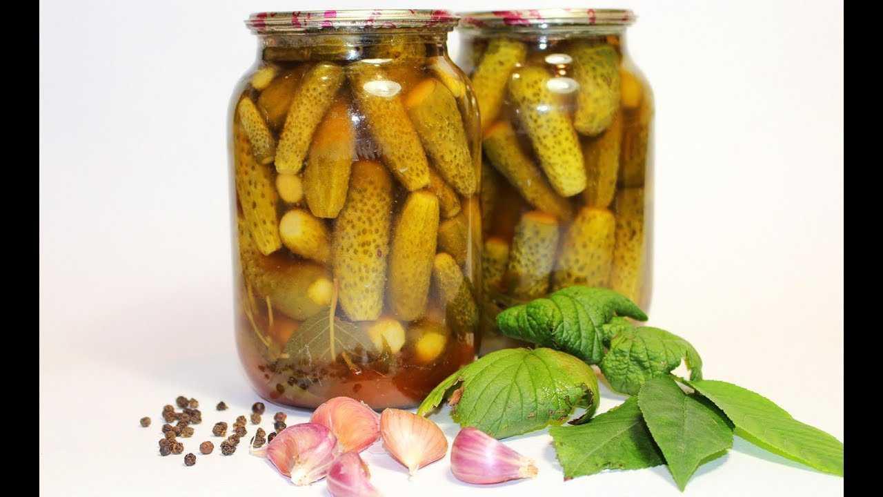 Огурцы с кетчупом на зиму пошаговый рецепт