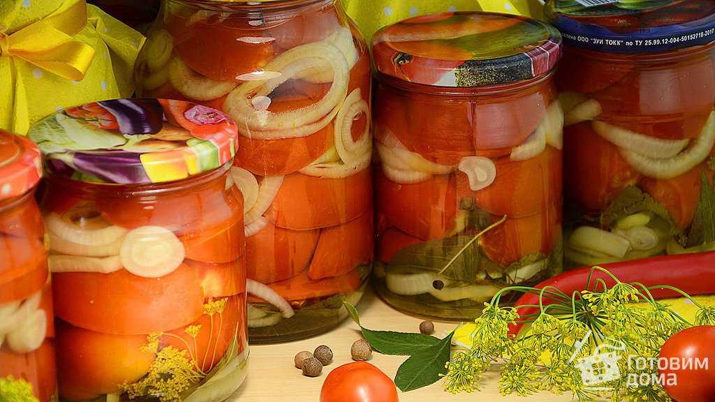 Маринованные помидоры на зиму: только проверенные рецепты с пошаговыми фото