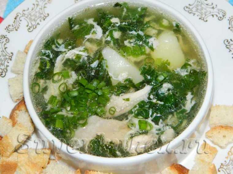 Вкусный суп из крапивы: 6 простых рецептов супа из крапивы