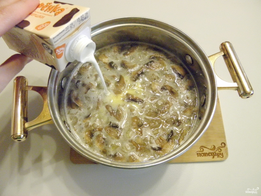 Тыквенный суп-пюре со сливками: как приготовить вкусно и быстро по пошаговому рецепту