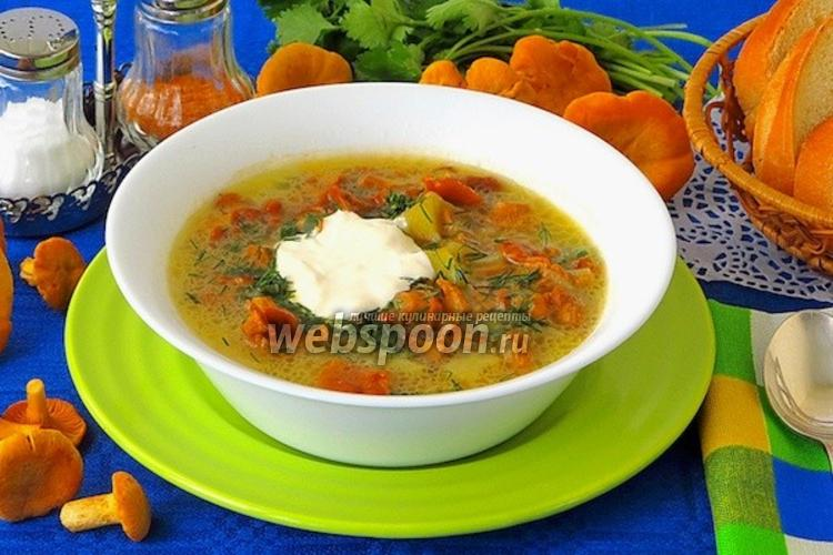 Суп из свежих лисичек: разнообразные рецепты, собранные из разных стран с фото и подробным описанием. Рекомендации по использованию мороженных и сушеных грибов.