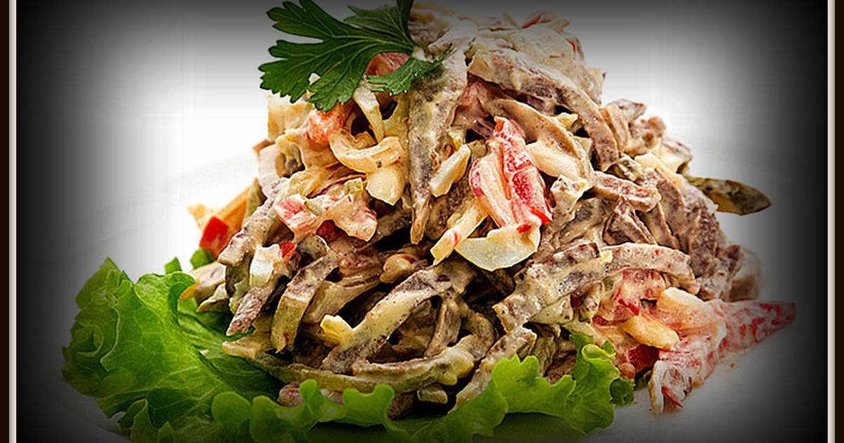 Готовим горячий охотничий салат: поиск по ингредиентам, советы, отзывы, пошаговые фото, подсчет калорий, удобная печать, изменение порций, похожие рецепты
