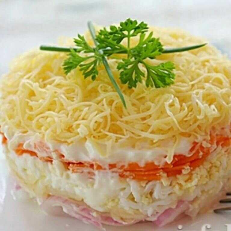 Вкусный весенний салат: 12 простых рецептов легкой закуски