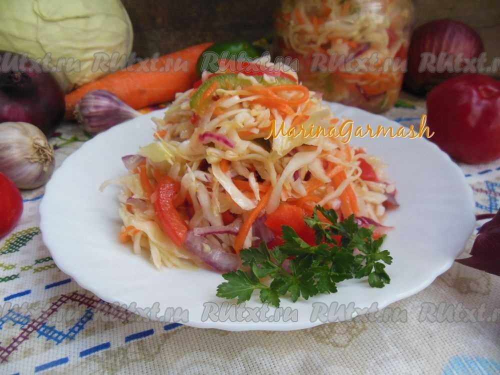 Маринованная капуста с острым перцем: подборка вкусных рецептов приготовления.
