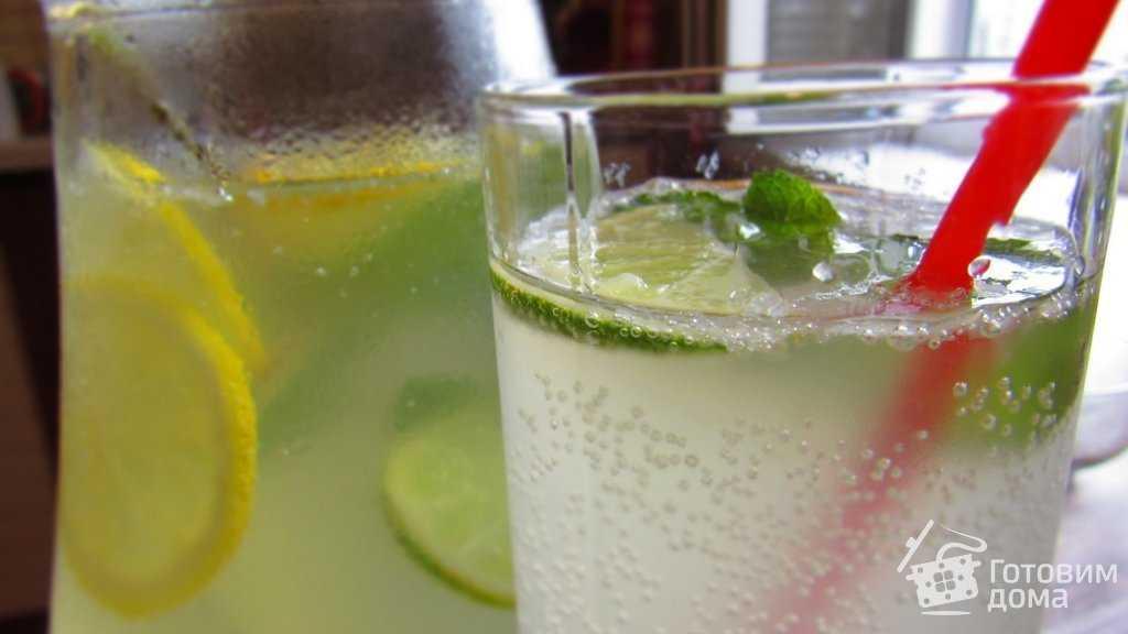 Домашний лимонад с мятой и лимоном: легкие рецепты и советы