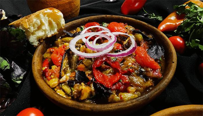 Баклажаны по-грузински - 8 самых вкусных рецептов быстрого приготовления