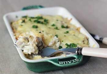 Жульен с курицей и грибами (2 рецепта)