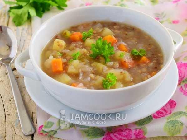 Суп из опят замороженных