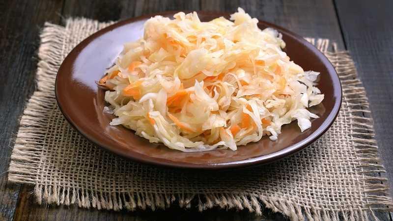 Как хранить квашеную капусту в домашних условиях: где хранить, сколько хранится в холодильнике | domovoda.club