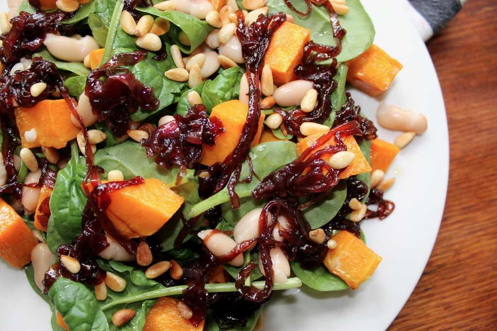 Салат с фасолью на зиму — топ-7 рецептов с фото пошагово