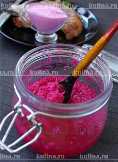 Хрен со свеклой: рецепты заготовок на зиму с описанием и фото