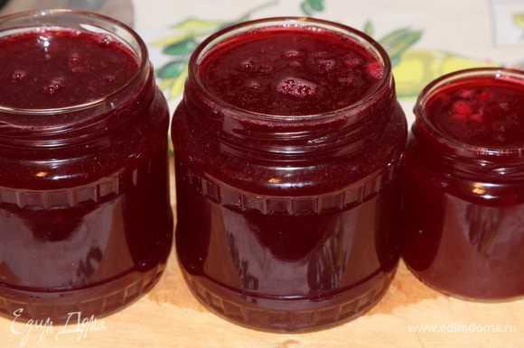 Желе из красной смородины на зиму - 5 простых рецептов густого желе