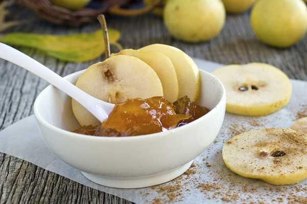 Варенье из груш с лимоном на зиму рецепты с корицей пятиминутка - скороспел