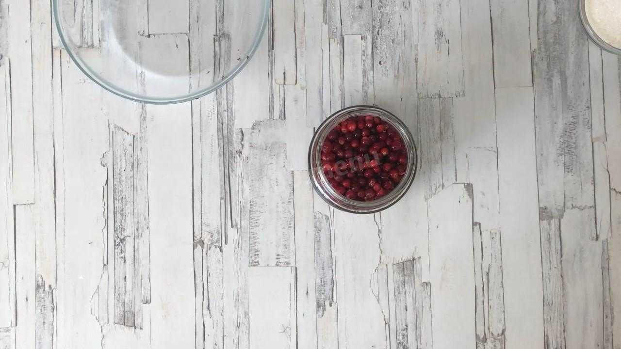 Шесть простых способов заготовить бруснику на зиму