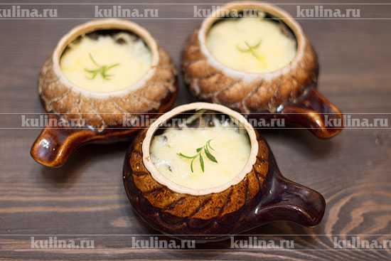 Жульен с шампиньонами на сковороде: рецепты с фото пошагово