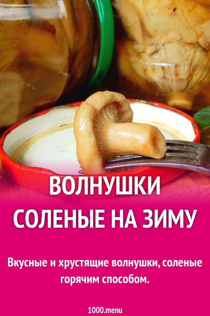Как посолить грибы волнушки отварные. как солить волнушки на зиму в банках | дачная жизнь