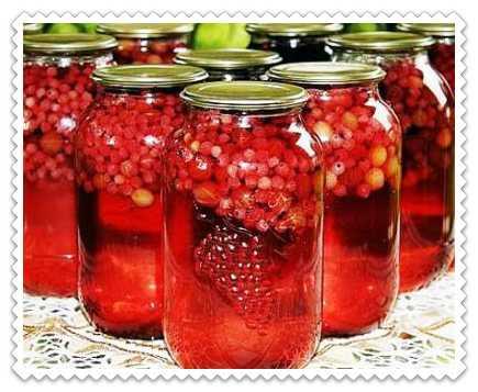 Компот из винограда на зиму — 5 рецептов на 3 литровую банку