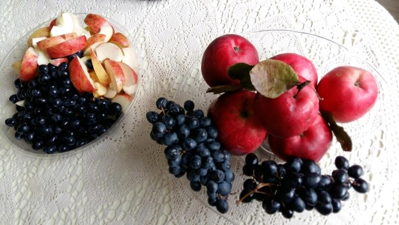 Рецепты компота из винограда на зиму