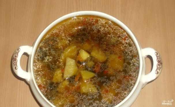 Суп с пшеном - исконно славянское блюдо: рецепт с фото и видео