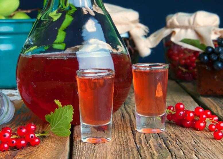 Настойка из черной и красной смородины на водке - prime drink алкогольные напитки