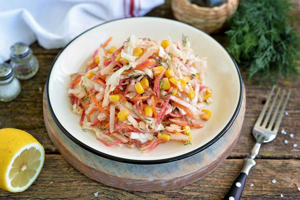 Лучшие рецепты салата с корейской морковью и курицей