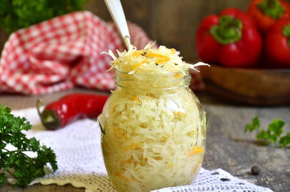 Соленая капуста быстрого приготовления - как солить капусту в домашних условиях