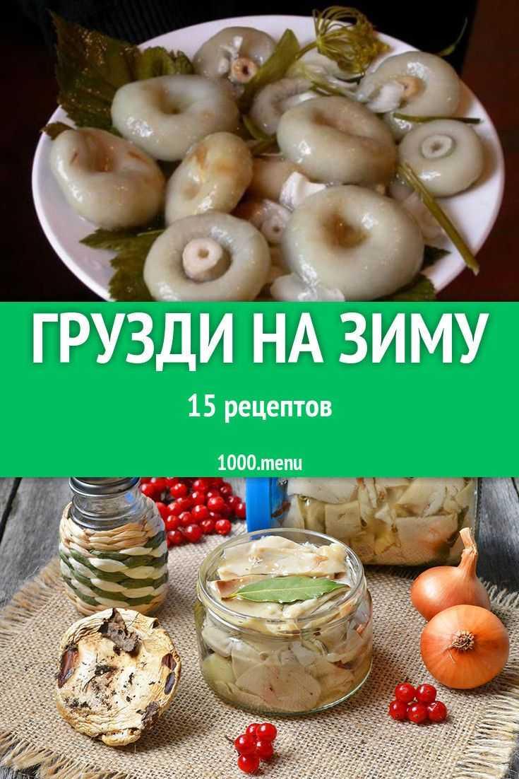 Салаты с солёными груздями: как приготовить, рецепт приготовления на фото и видео