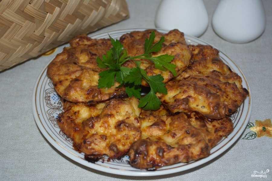 Грудка по албански на сковороде рецепт с фото - 1000.menu