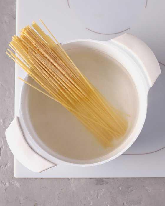 6 вариаций рецептов пасты карбонара с беконом и сливками