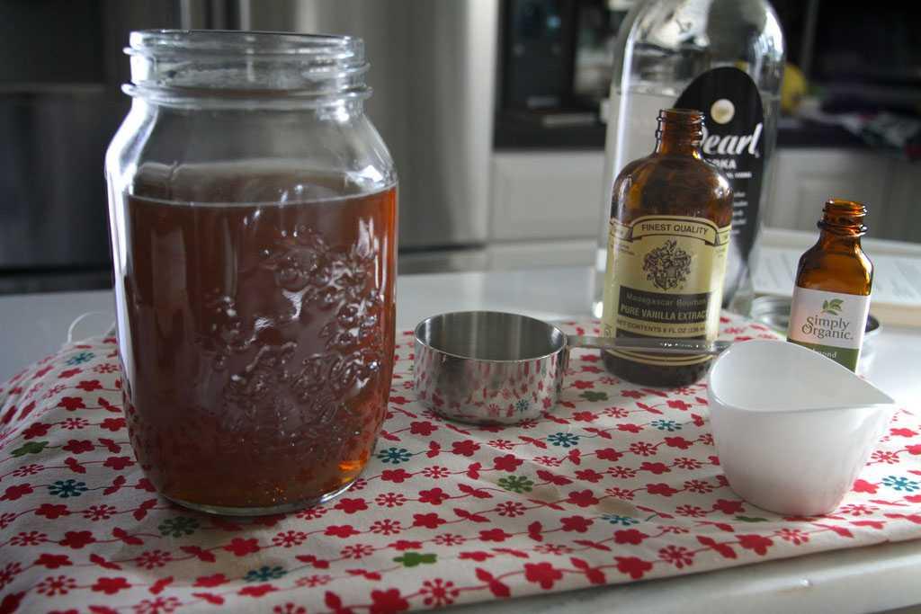 Рецепт приготовления настойки из черемухи