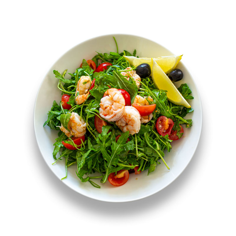 Салат с печеной фетой и грецкими орехами рецепт с фото - 1000.menu