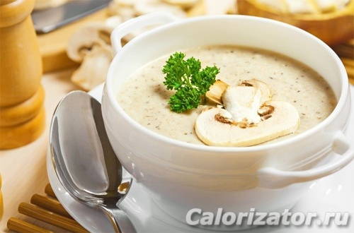 Грибной суп - 213 рецепта приготовления пошагово - 1000.menu
