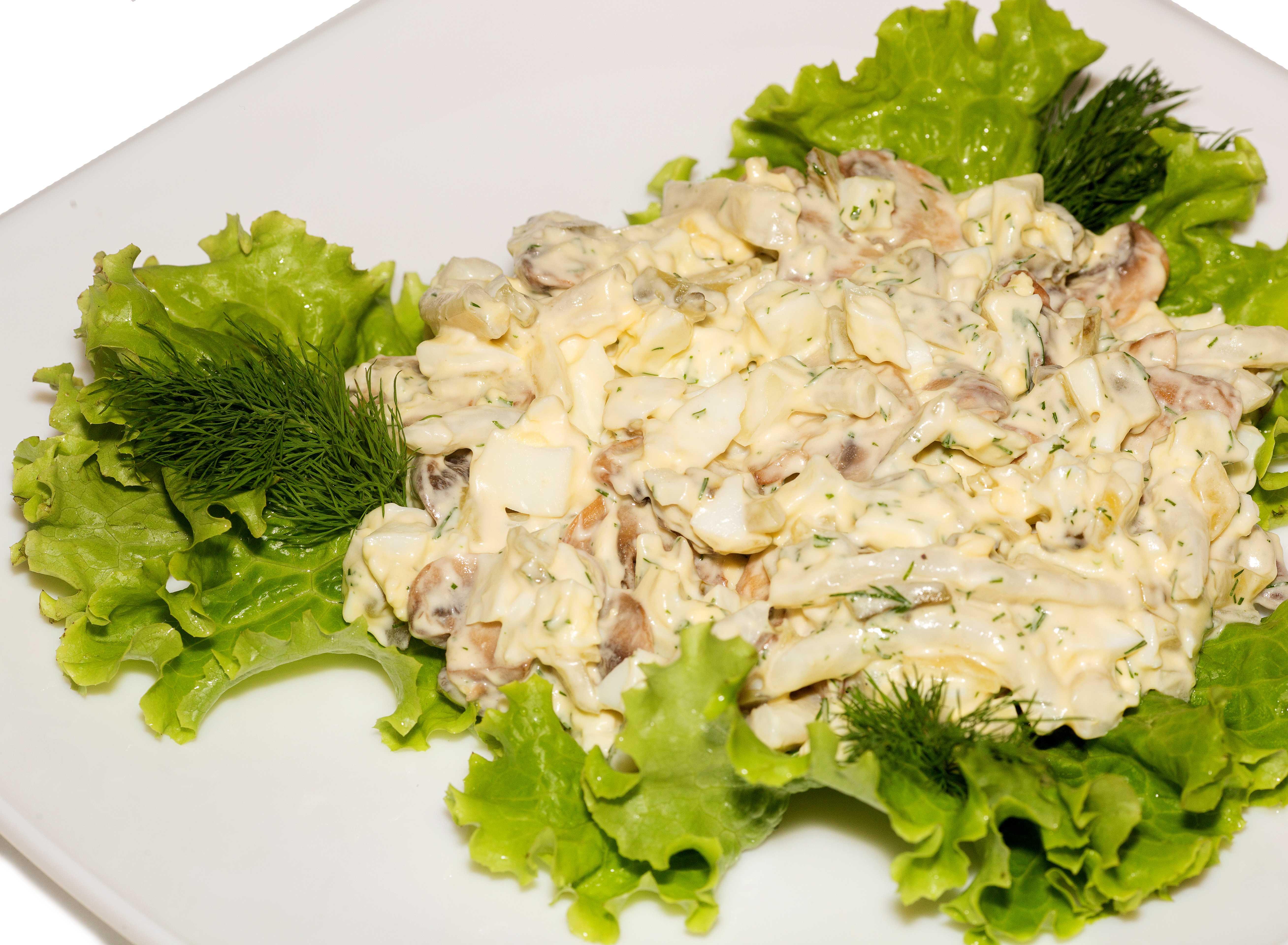 Салат с кальмарами огурцом и сыром рецепт с фото - 1000.menu