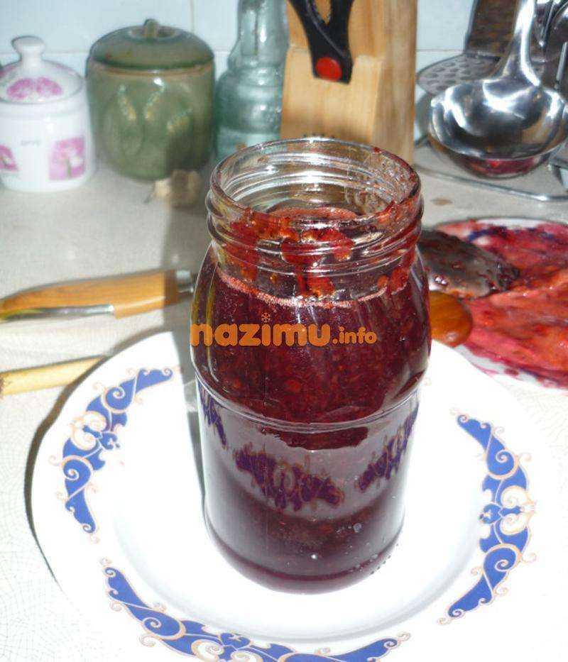 Малиновое желе на агар-агаре « рецепты надежды