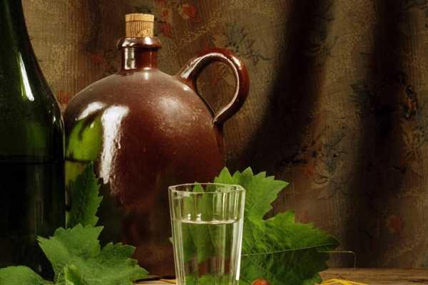 Чача из винограда в домашних условиях: простой рецепт