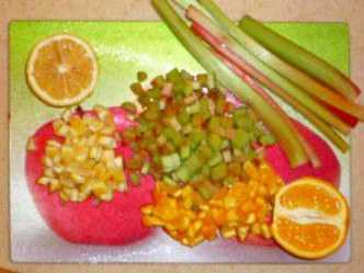 Варенье из ревеня на зиму - польза и вред - рецепт с апельсином, лимоном, бананом, клубникой