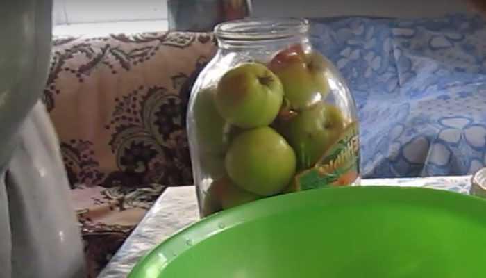 Моченые яблоки на зиму – 9 простых рецептов в банке, ведре, бочке