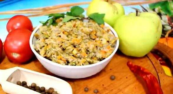 Грибная икра на зиму: самый вкусный рецепт закуски из грибов, пошаговые рецепты с фото и видео