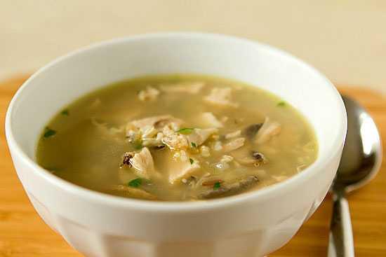 Грибной суп с курицей, картофелем и вермишелью - самые лучшие рецепты