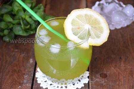 Лимонад из тархуна в домашних условиях - пошаговый рецепт