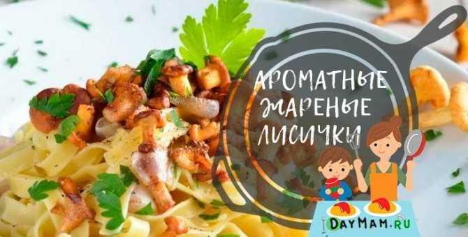 Жареные грибы с луком - 450 рецептов приготовления пошагово - 1000.menu