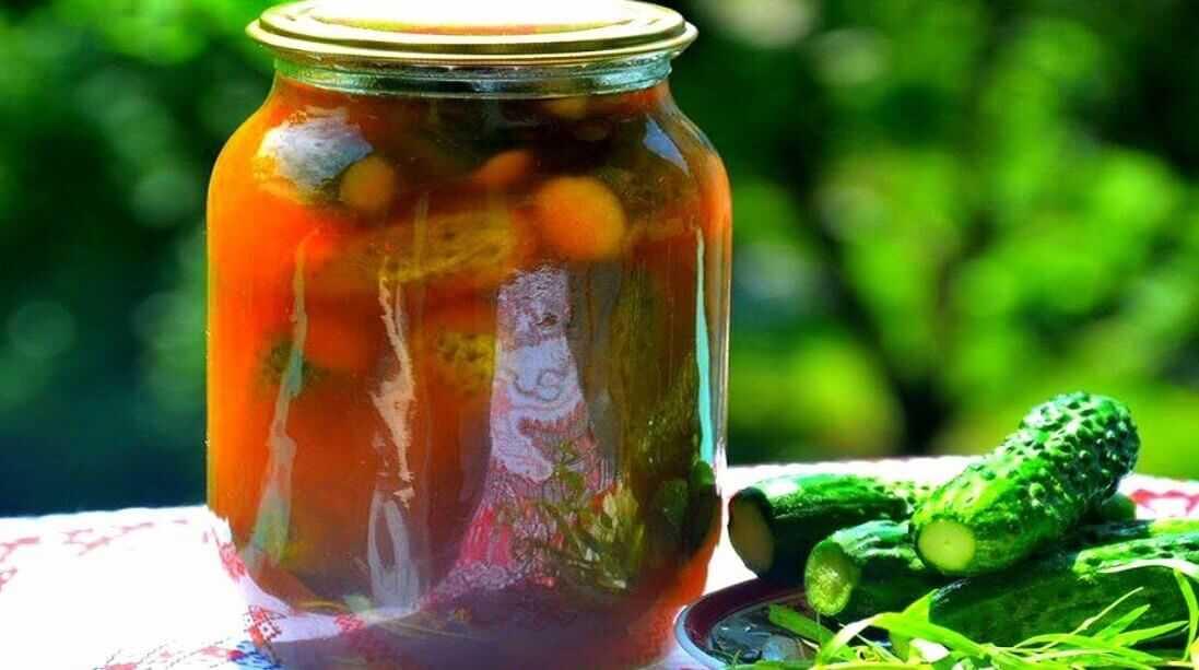 Огурцы с кетчупом чили на зиму: 6 рецептов | народные знания от кравченко анатолия