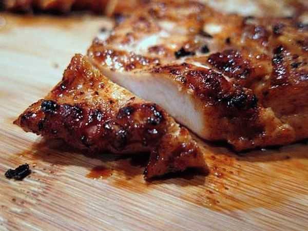 Маринад для горячего копчения курицы в коптильне