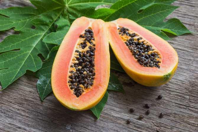 Цукаты из папайи: польза и вред, калорийность | food and health